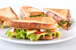 Sandwich kip/bacon recept