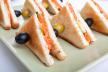 Sandwiches gerookte zalm recept