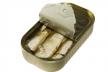 Gegrilde sardines met komkommer recept