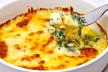 Griekse ovenschotel met kipfiletblokjes recept