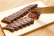 Sticky spareribs recept