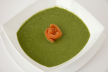 Venkel-spinaziesoep met vis recept