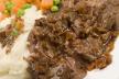 Daging blado (licht zuur pittig gekruid rundvlees) recept