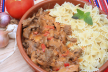 Snelle beef stroganoff recept