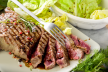 T-bone-steak met kruidenboter recept