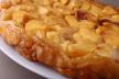 Appel kruimeltaart met gele room recept