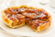 Tarte tatin van appel met bacon recept
