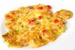 Fu yong hai kepiting  (omelet met krab en groente in zoete saus) recept