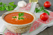 Tomatensoep met balletjes recept