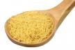 Vermicelli-visprutje recept