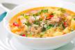 Vispotje in room-champignonsaus recept
