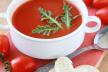 Tomaten-groentesoep met gehaktballetjes recept
