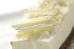 Witte chocolade cheese cake recept