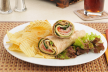 Zalm-roomkaas wraps recept