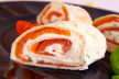 Zalm wrap recept