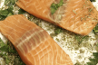 Gerookte zalm gemarineerd in Talisker whiskey recept