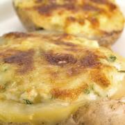 Luxe minipistoletjes met ham en kaas