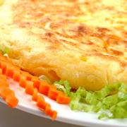 Spaans aardappelbrood