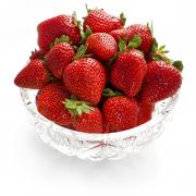 Aardbeien met mascarpone