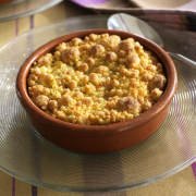 Ananas appel crumble