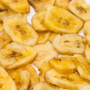 Bananenchips recept