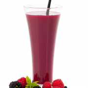 Smoothie kers, peer, munt recept