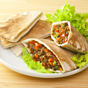 Broodje shoarma recept