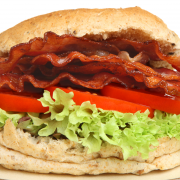 BST (Bacon Sla en Tomaten) of in het Engels BLT Bacon Lettuce + Tomatoes