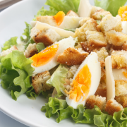 Cesar salad recept