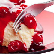 Cherry Cheesecake recept