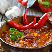 Chili en nacho's recept