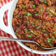 Chili con Quorn recept