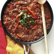 Mexicaanse chili con carne recept