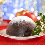Christmas Pudding recept