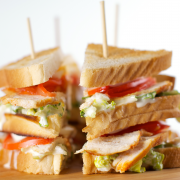 Clubsandwiches recept