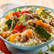 Couscous met 7 groenten (Couscous sebha godaar)
