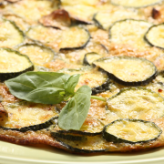 Frittata met courgettes