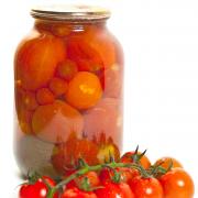 Gekonfijte tomaten recept