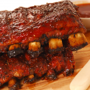 Gemarineerde spare ribs