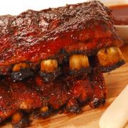 Gemarineerde spare ribs