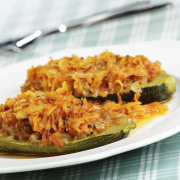 Gevulde courgette recept