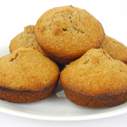 Havermout muffins met dadels