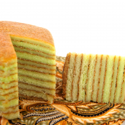Kek Lapis (Indonesische spekkoek)