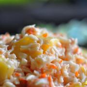 Krabsalade recept
