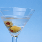 Wodka - martini  (shaken, not stirred)