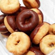 Mini-donuts voor de donutmaker