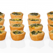 Mini-broccoli-kaastaartjes recept