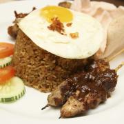 Nasi , Surinaamse eten