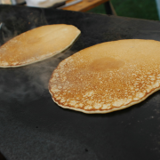 Pannekoeken voor twee recept