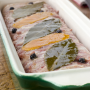 Pate maison (thuis gemaakte pate) recept